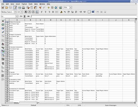 Types Of Spreadsheet by Types Of Spreadsheet Software Spreadsheets