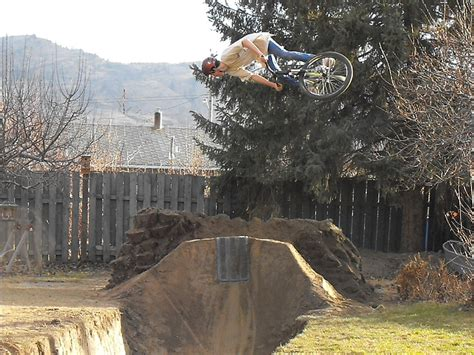 backyard bmx dirt jumps show off your dirt jumps page 75 pinkbike forum