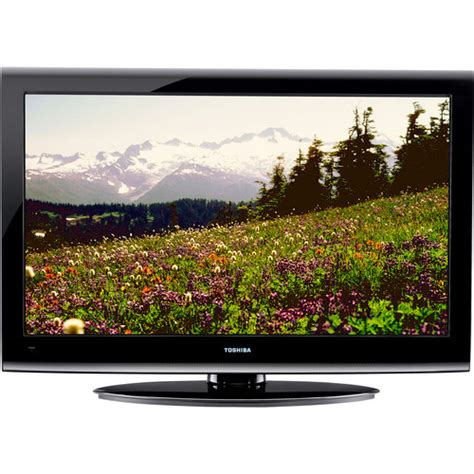 Tv Toshiba Februari toshiba 46g300u 46 quot 1080p hd lcd tv 46g300u b h photo