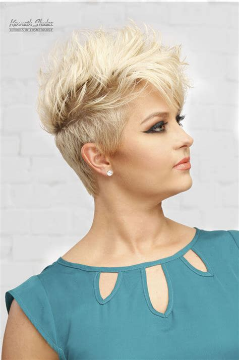 how to spike pixie cut how to spike pixie cut short hair pictures with spikes