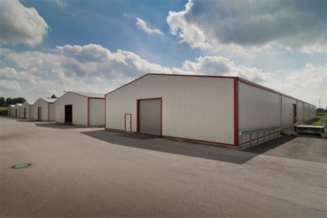Warehouse Sheds by Prefabricated Steel Structure Warehouse Building Havit