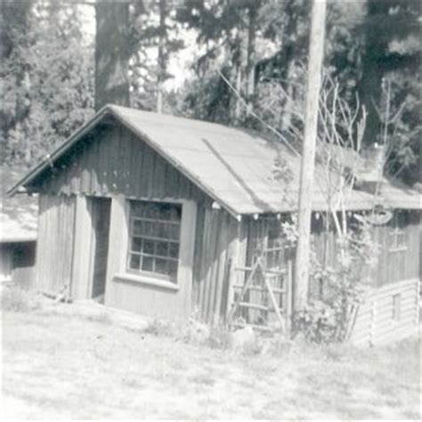Telephone Pole Log Cabin by Carpentry