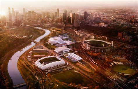 layout artist jobs melbourne daryl jackson s designs for melbourne park australian