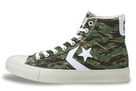 converse camouflage sneakers converse chevronstar tg camo freshness mag