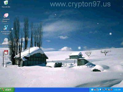 wallpaper animasi salju animated snow desktop wallpaper wallpaper desktop
