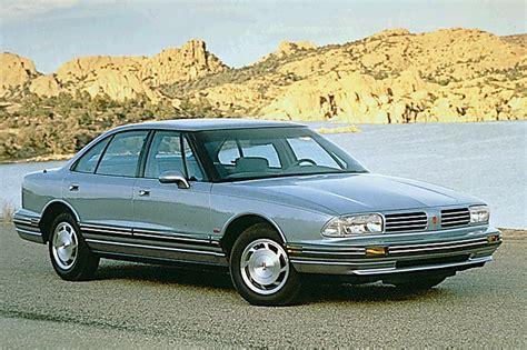 how cars work for dummies 1992 oldsmobile 88 regenerative braking 1992 99 oldsmobile eighty eight regency consumer guide auto