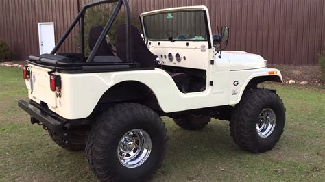 beach cruiser jeep 1974 cj for sale nice farm hunt beach cruiser 706 831
