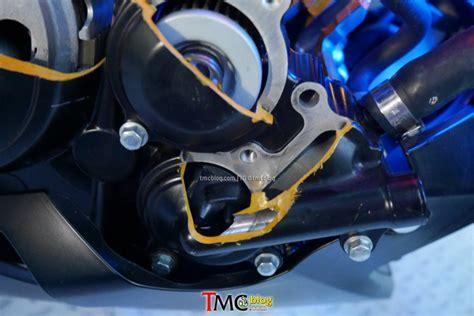 filter oli gsxr150 dan gsxs150 ngepoin cutting engine bike suzuki gsx s150