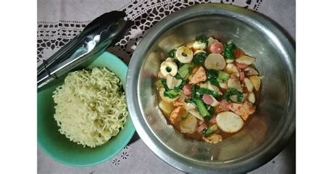 resep lauk pauk murah enak  sederhana cookpad