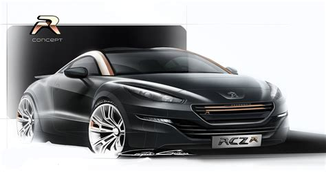 pug rcz peugeot rcz r 260 hp most powerful pug yet image 130903