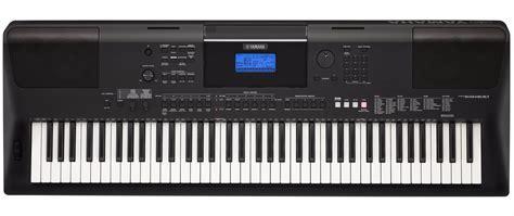 Keyboard Yamaha Ew400 yamaha psr ew400 digital keyboard