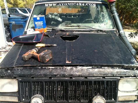 Jeep Xj Cowl Home Made Cowl Lol Jeep Forum