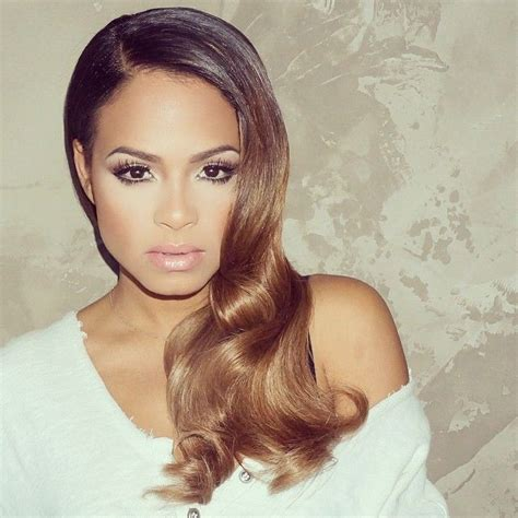 flawless hair men on pinterest 118 pins flawless makeup christina milian and ombre hair style on