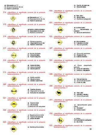preguntas para sacar la licencia en ecuador by f g issuu