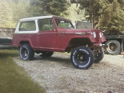 Jeep Commando S Another Jpthingtoo 1968 Jeep Commando Post 5554062 By