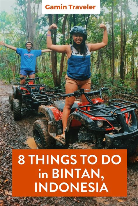 8 Things Do To by 8 Things To Do In Bintan Indonesia Lugares