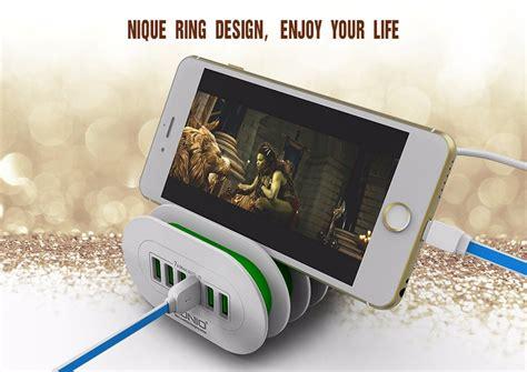 ldnio a6702 6 usb ports 4 92ft 1 5m travel charger input ac100 240v output 5v 7a us eu au uk
