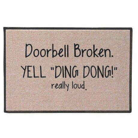Welcome Mat Sayings by 17 Best Ideas About Doormats On