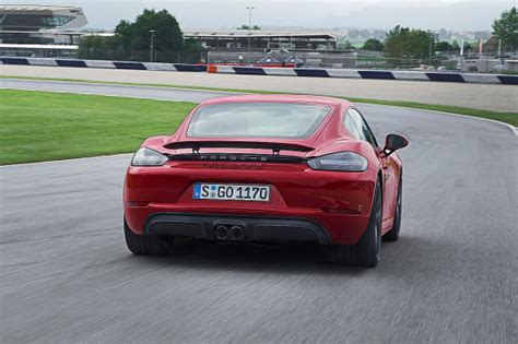 Porsche Gts Preis by Porsche 718 Cayman Gts 2017 Test Ps Preis Motor