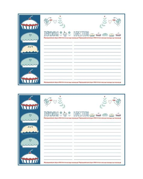 blank recipe card box 318 best images about recipe scrapbooking printables and