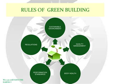 Green Building Green Building Concept Ppt