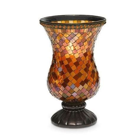 partylite kerzenhalter glas 28 best images about stained glass mosaic candle holders