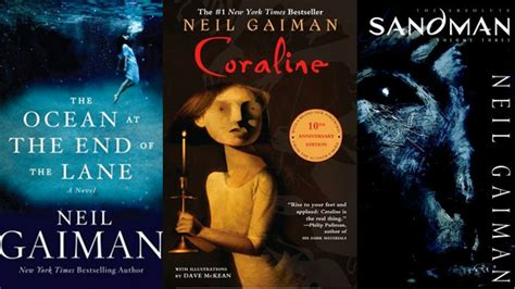 neil gaiman picture books why everybody should read neil gaiman talking books