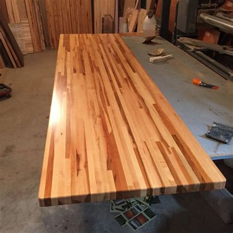 maple butcher block table top 1000 ideas about butcher block table tops on