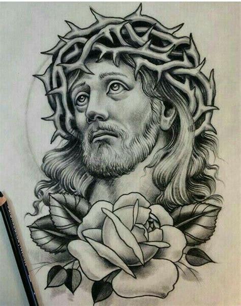 tattoo flash jesus pin by diogo souza on desenho religiosos pinterest