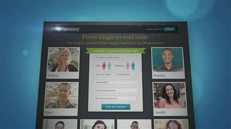 eharmony tv commercial behind every great relationship eharmony tv spot who s waiting for you song natalie