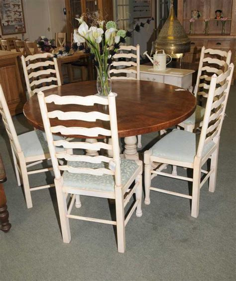 round farmhouse dining round farmhouse painted kitchen dining table oak
