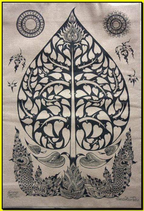 bodhi tree tattoo best 10 bodhi tree ideas on buddha statue