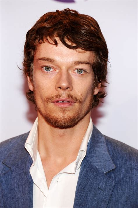 Allen Alfie by Alfie Allen Wavy Cut With Bangs Alfie Allen Looks