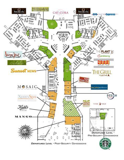 san francisco map restaurants map of san francisco restaurants michigan map