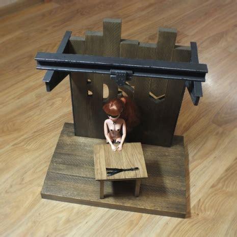 safe word  barbie kinky doll sized bdsm furniture