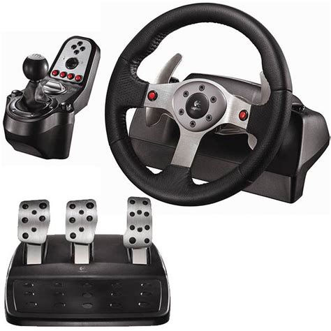 logitech volante logitech g25 racing wheel volant pc logitech sur ldlc