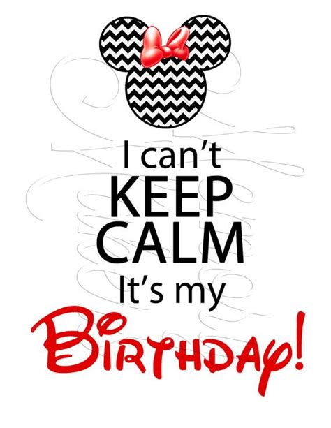 imagenes de keep calm it s your birthday digital instant download keep calm it s my by