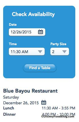 booking dining reservations at disney | the disney food blog