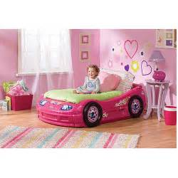 On Me Classic Toddler Bed Pink Tikes Princess Roadster Toddler Bed Pink