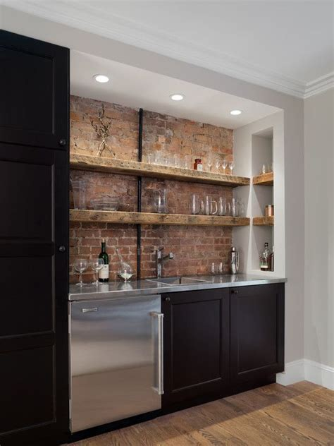 Basement Bar Backsplash 27 Stylish Basement Bar D 233 Cor Ideas Digsdigs