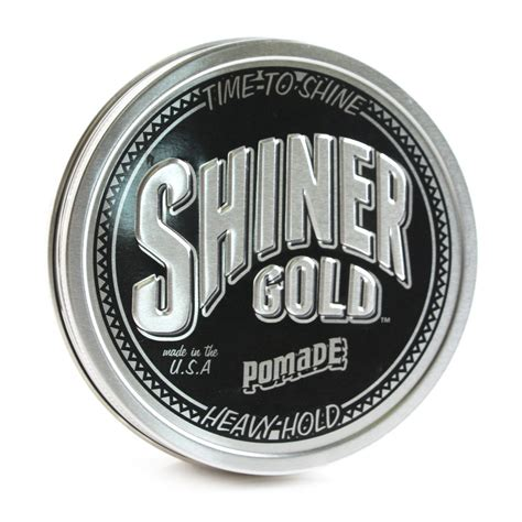Pomade Shiner Gold a brief history of pomades the pomades