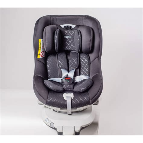 siege groupe 1 isofix si 232 ge auto pivotant 360 176 the one noir isofix groupe 0