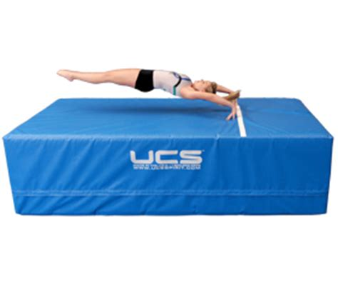 Used Pole Vault Mats For Sale by Level 3 Vault System Ucs Gymnastics And Cheer Vault
