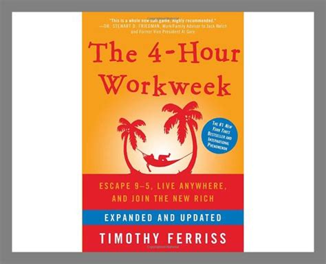 leer the 4 hour workweek escape 9 5 live anywhere and join the new rich libro en linea gratis pdf these are amazon s top selling books on business management and leadership business insider