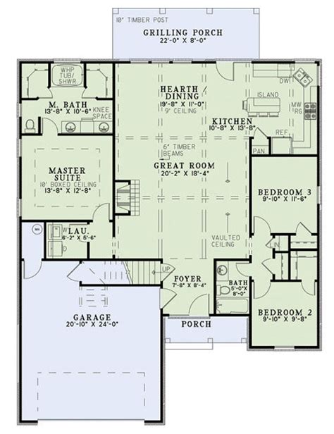 house plans with living room in front european style house plan 3 beds 2 00 baths 1572 sq ft plan 17 2453