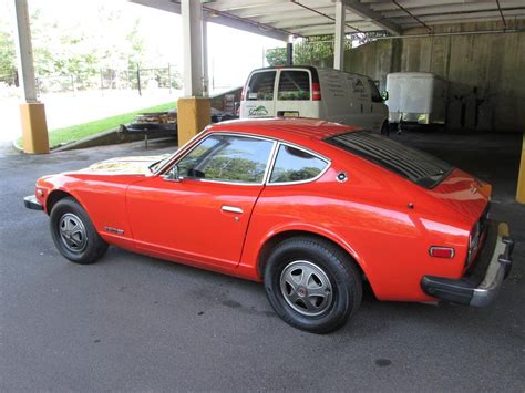 datsun 280z hemmings find of the day 1975 datsun 280z hemmings daily