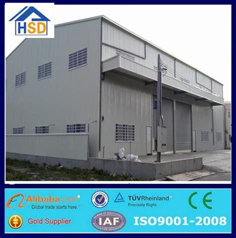 costo capannone in acciaio cina struttura in acciaio prefabbricata a basso costo