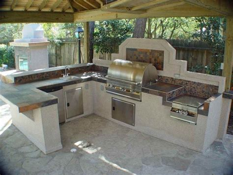 outdoor bbq kitchen cabinets best 25 bbq island kits ideas on pinterest outdoor