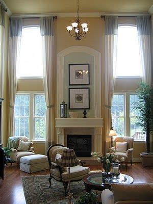great ideas color transitions squares window and wall two story family room curtains plantoburo com