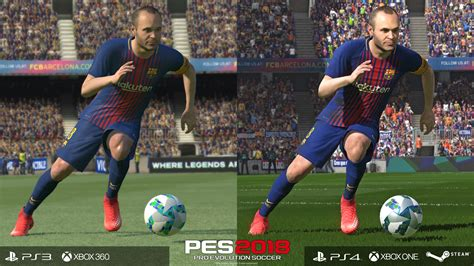 ps4 themes soccer pes 2018 release date cost consoles licenses all the